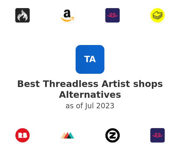 Best Threadless Artist shops Alternatives