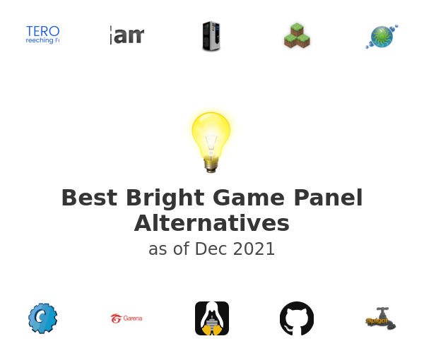 Best Bright Game Panel Alternatives