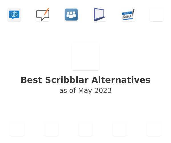 Best Scribblar Alternatives
