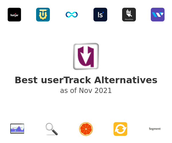 Best userTrack Alternatives