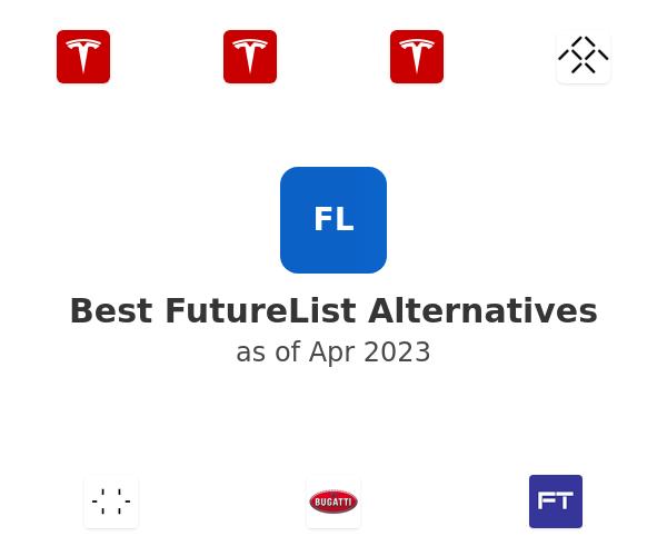 Best FutureList Alternatives