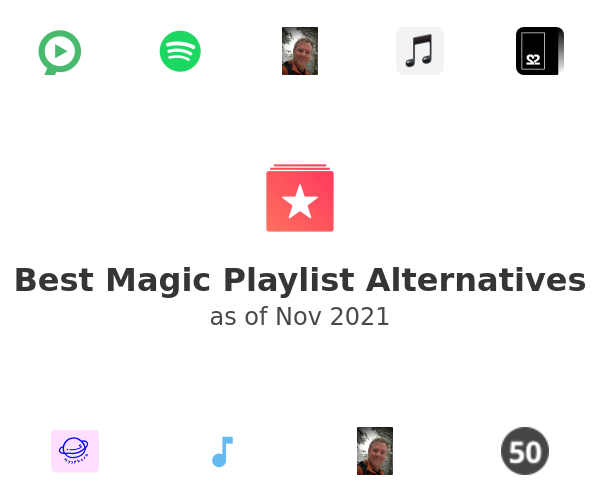 Best Magic Playlist Alternatives
