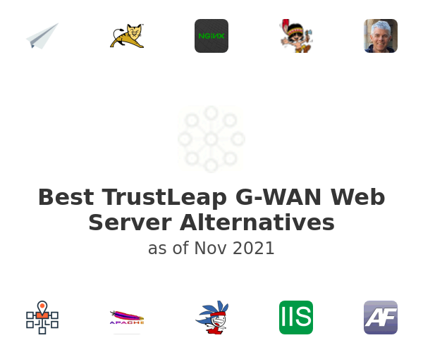 Best TrustLeap G-WAN Web Server Alternatives