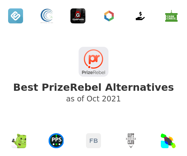 Best PrizeRebel Alternatives
