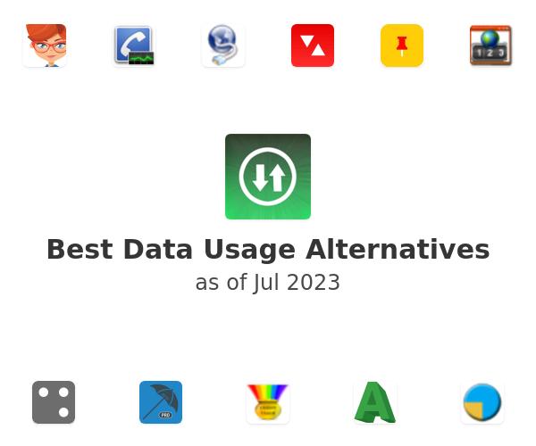 Best Data Usage Alternatives