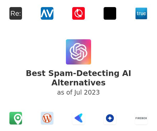 Best Spam-Detecting AI Alternatives
