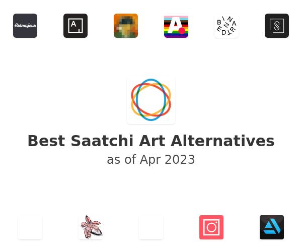 Best Saatchi Art Alternatives