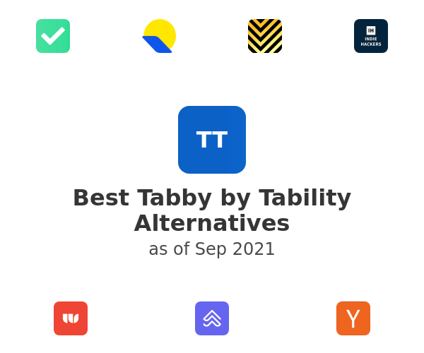 Best Tabby by Tability Alternatives