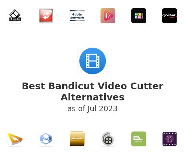 Best Bandicut Video Cutter Alternatives