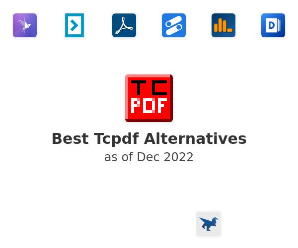 Best Tcpdf Alternatives