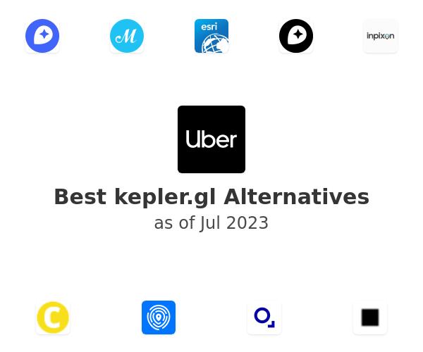 Best kepler.gl Alternatives