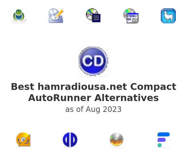 Best Compact AutoRunner Alternatives
