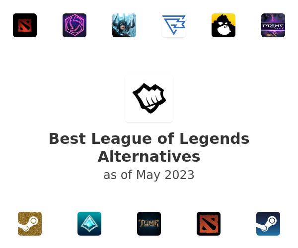 Best League of Legends Alternatives