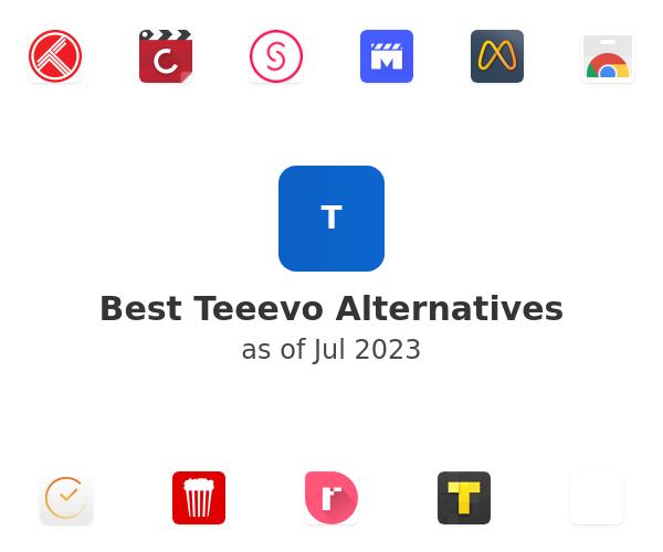 Best Teeevo Alternatives