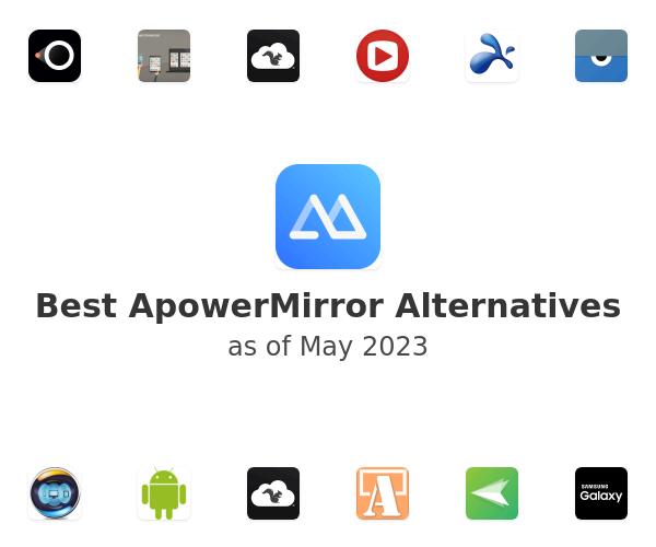 Best ApowerMirror Alternatives
