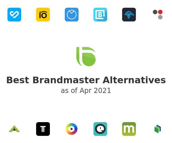 Best Brandmaster Alternatives