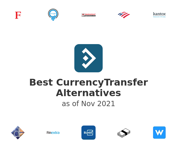 Best CurrencyTransfer Alternatives