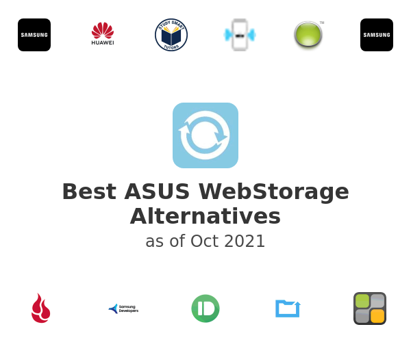 Best ASUS WebStorage Alternatives