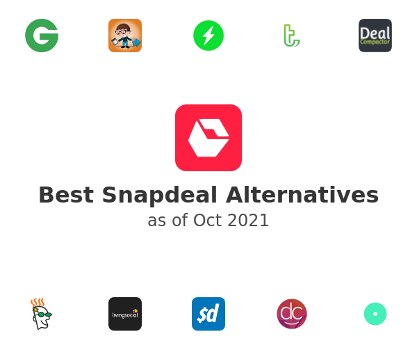 Best Snapdeal Alternatives