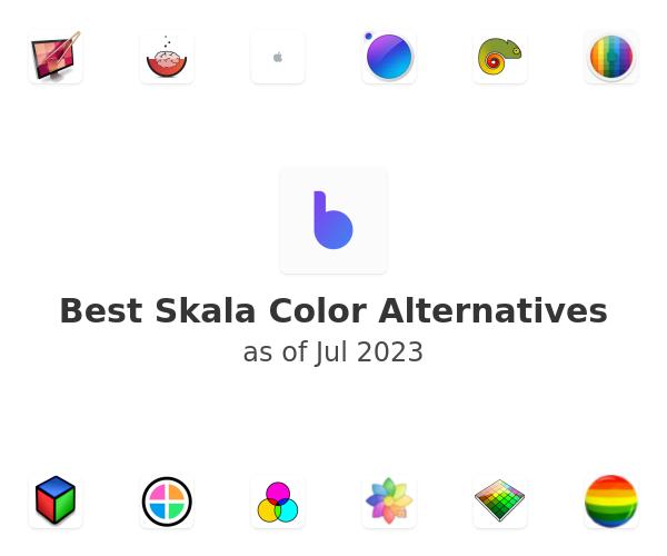Best Skala Color Alternatives