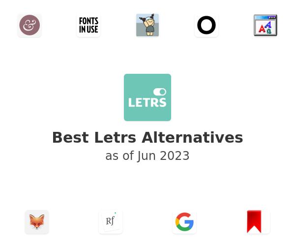 Best Letrs Alternatives