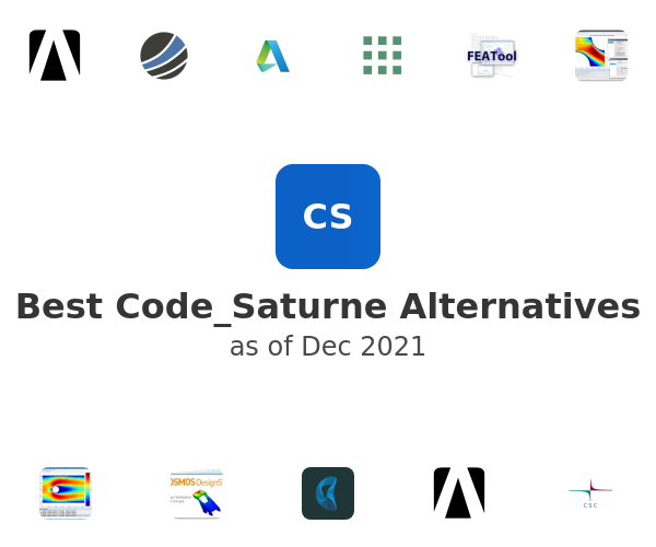 Best Code_Saturne Alternatives
