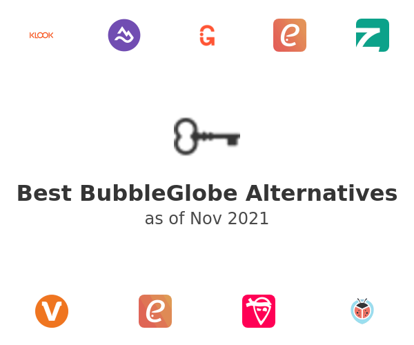Best BubbleGlobe Alternatives