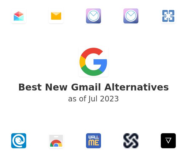 Best New Gmail Alternatives