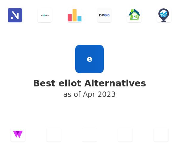 Best eliot Alternatives