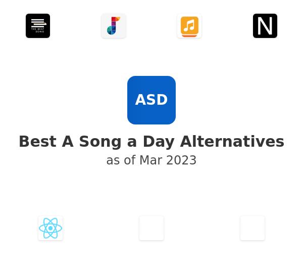 Best A Song a Day Alternatives