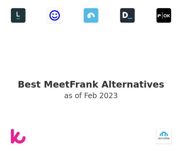 Best MeetFrank Alternatives