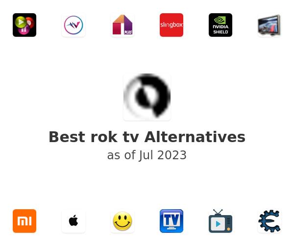 Best rok tv Alternatives