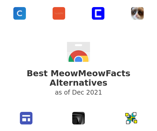 Best MeowMeowFacts Alternatives