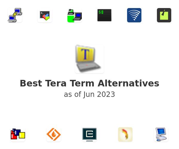Best Tera Term Alternatives