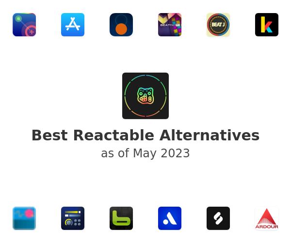 Best Reactable Alternatives