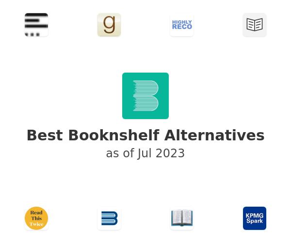 Best Booknshelf Alternatives