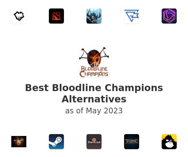 Best Bloodline Champions Alternatives