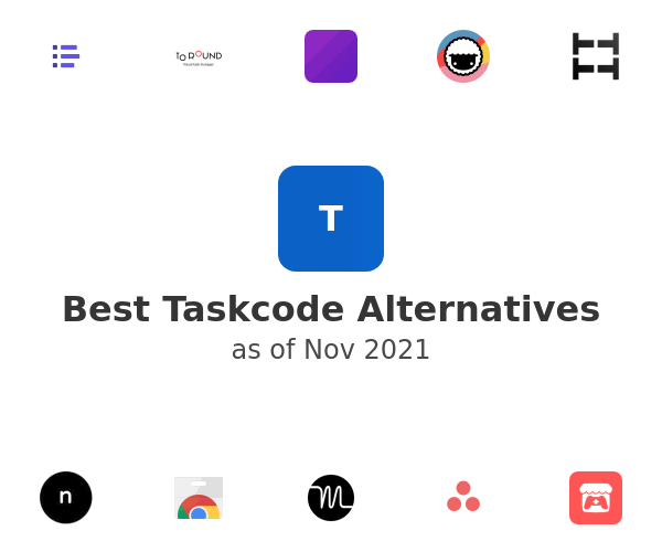 Best Taskcode Alternatives
