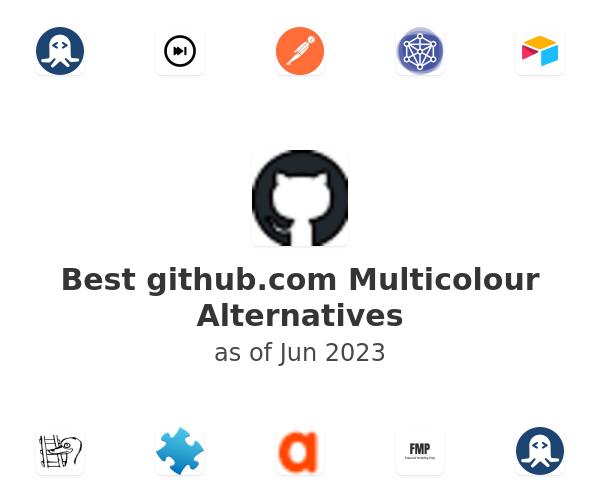 Best Multicolour Alternatives