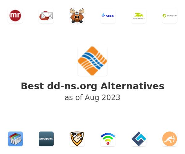 Best dd-ns.org Alternatives