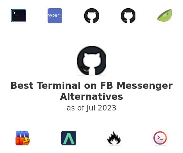 Best Terminal on FB Messenger Alternatives