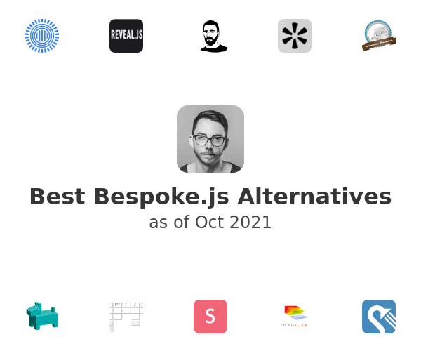 Best Bespoke.js Alternatives