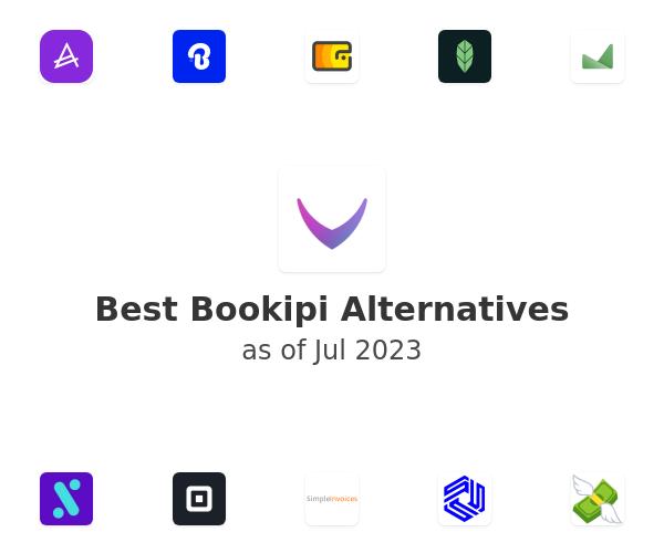 Best Bookipi Alternatives