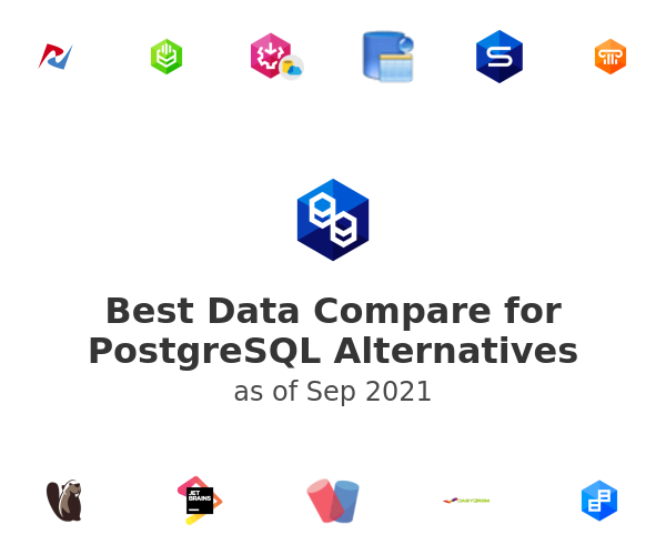 Best Data Compare for PostgreSQL Alternatives