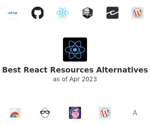 Best React Resources Alternatives