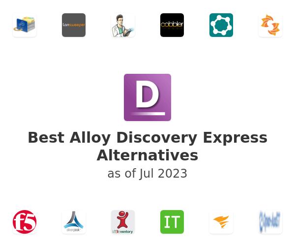 Best Alloy Discovery Express Alternatives