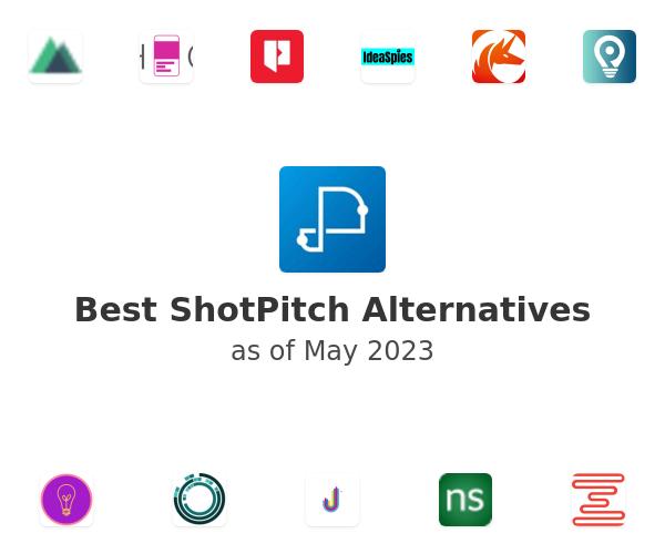 Best ShotPitch Alternatives
