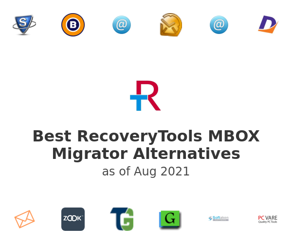 Best RecoveryTools MBOX Migrator Alternatives