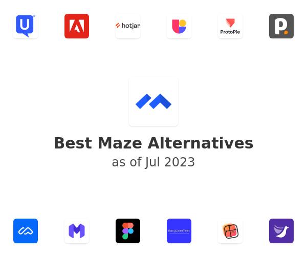 Best Maze Alternatives