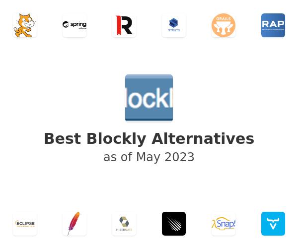 Best Blockly Alternatives
